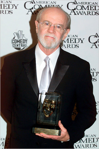 Lifetime Achievement Award at the American Comedy Awards in 2001