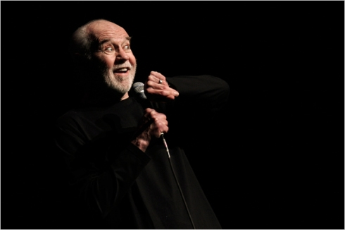 George Carlin in 2008