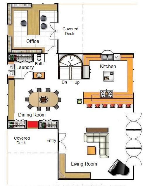 Garbage house floorplans building an alternative for Shipping container architecture floor plans
