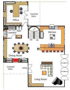 Garbage house floorplans building an alternative for Alternative home plans