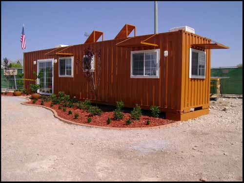 ... it or not – Shipping Container Homes are coming to a lot near you