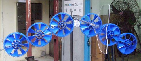 micro-turbine-airplane-model