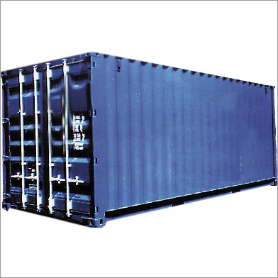 Drumroll please welcome the 8 000 shipping container for Metal shipping crate