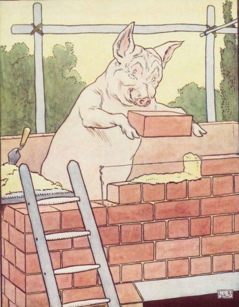third_pig_builds_a_house