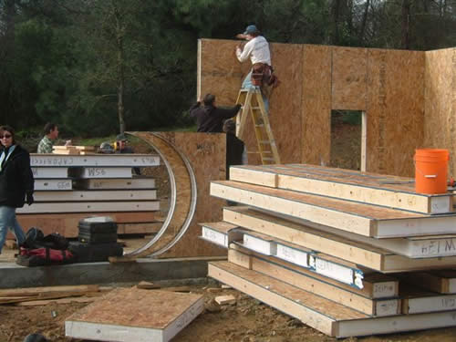 The skinny on sips the life and times of a renaissance Structural insulated panel homes