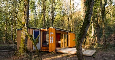 container-cabin