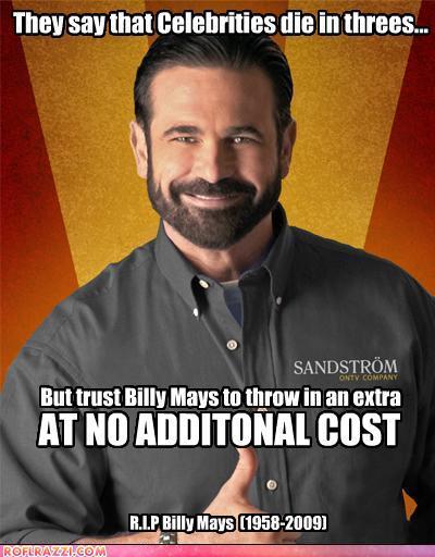 RIP Billy Mays