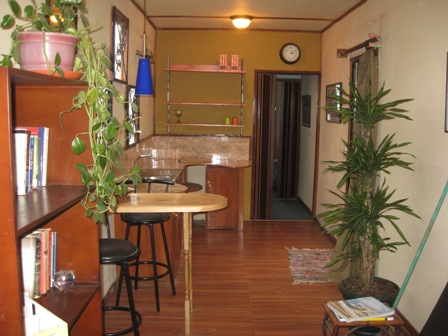 Debunking big rig bs the life and times of a renaissance ronin - Container home interior ...