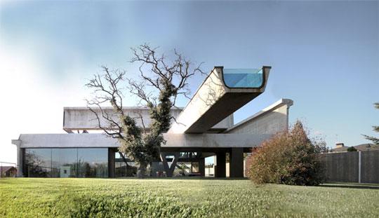 Cantilever Bed Plans Home Design & Cantilever Bed Plans Home Design | Flisol Home