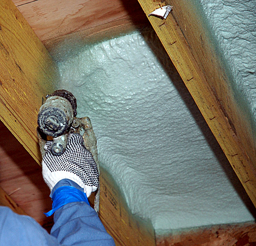 Spray Foam Insulation The Life And Times Of A