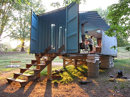 Container Home Building The Life And Times Of A