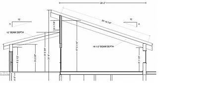 clerestory  cross-section
