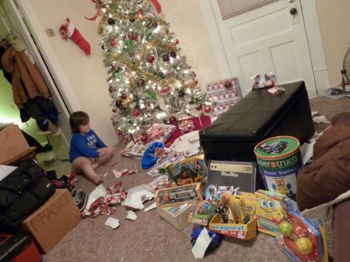 Christmas 2012 - Hurricane Joshua - sm