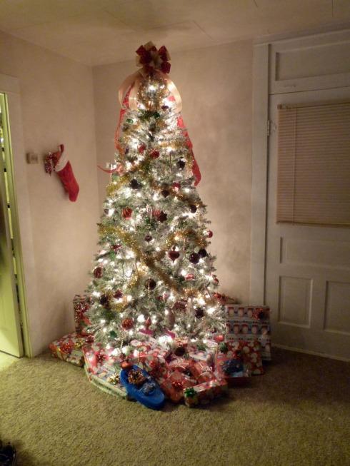 Christmas 2012 - Santa gets a hernia - sm