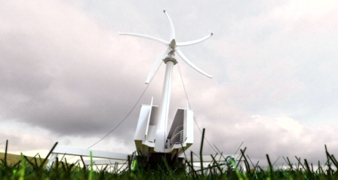 Uprise Energy 50kW ISBU based Power Solution