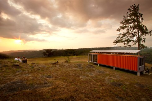 Container House The Life And Times Of A Quot Renaissance