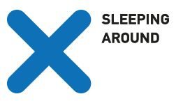 Sleeping Around Logo
