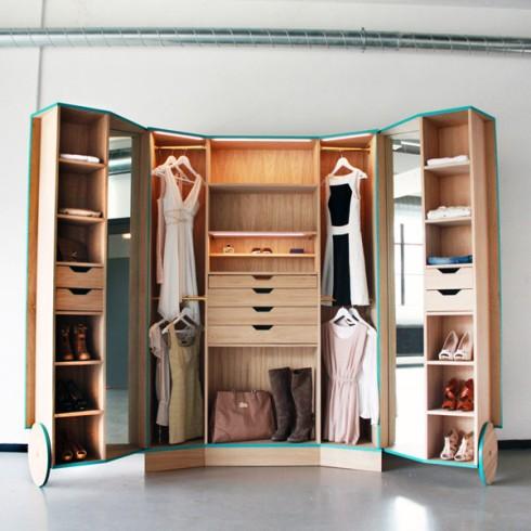 Hosun Ching Walk In Closet