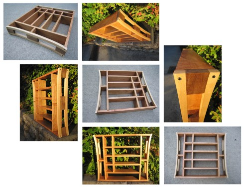 Scrap Lumber Furniture