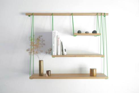 Suspended Shelving