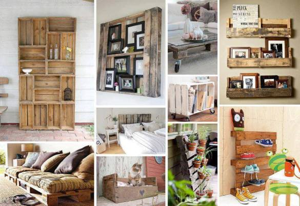 things to do with pallets