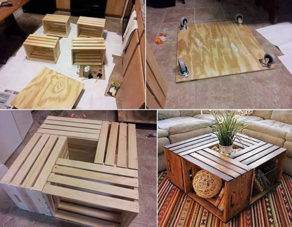 furniture making projects