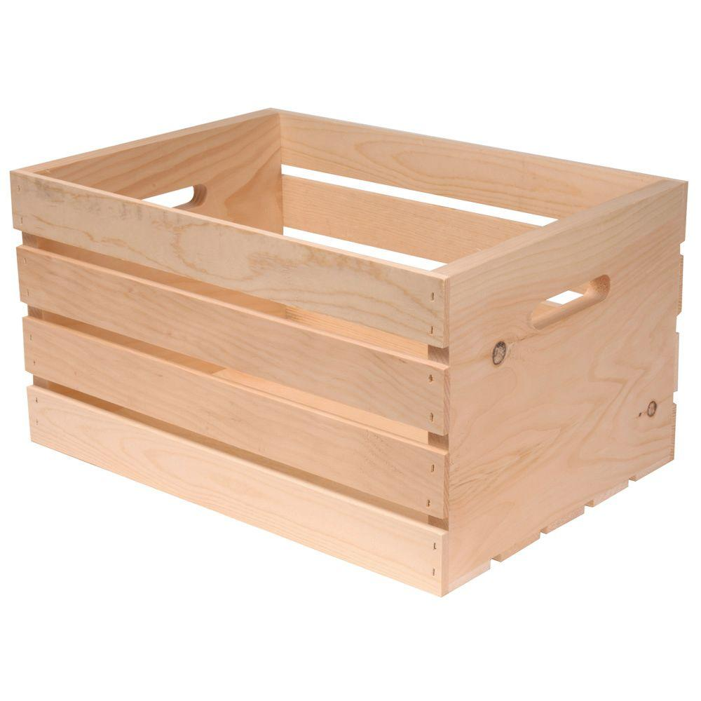 "Why yes… We DO put crates in our ""crates""! 