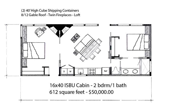 storage building plans 16x40