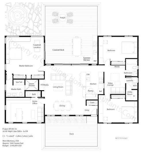 C3 ISBU Residence