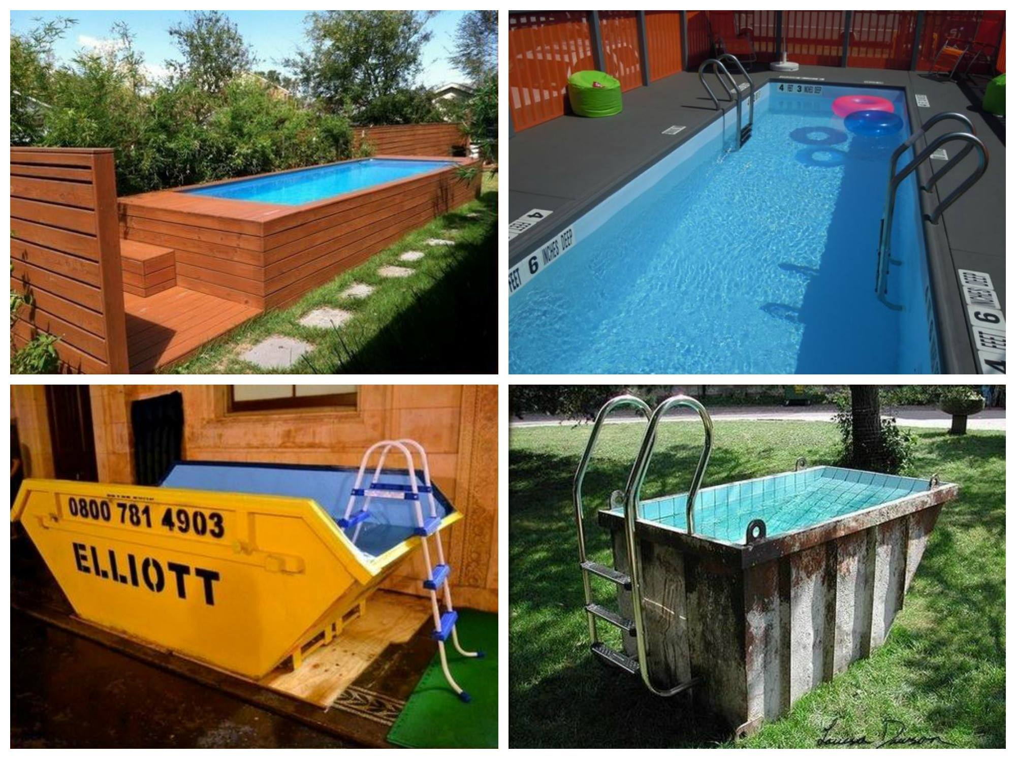 Shipping Container Swimming Pools The Life And Times Of A Renaissance Ronin