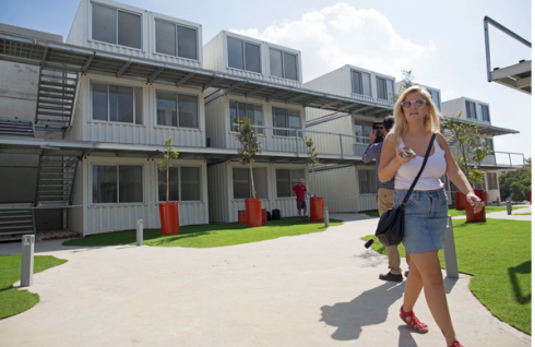 Israeli Student ISBU Dorms