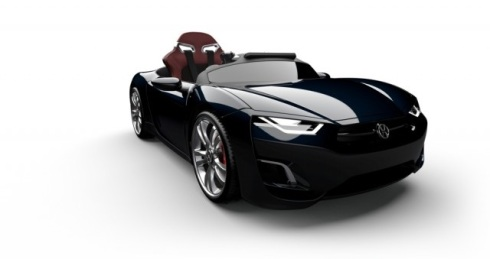 Broon F8 Electric Car for kids