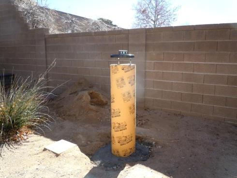 Sonotube Piling Example