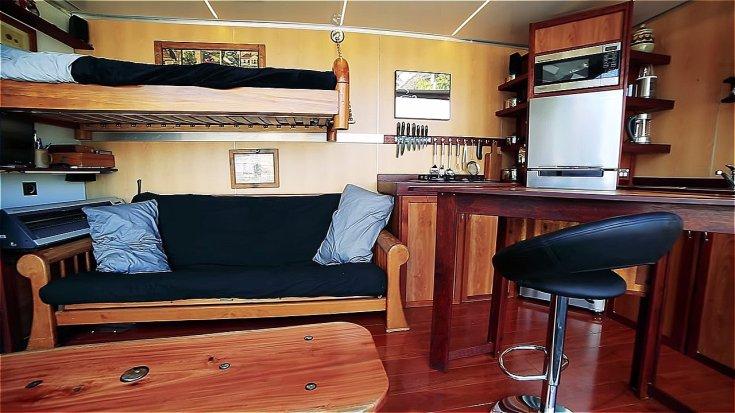 ISBU Bunkhouse - Corten Cabin3